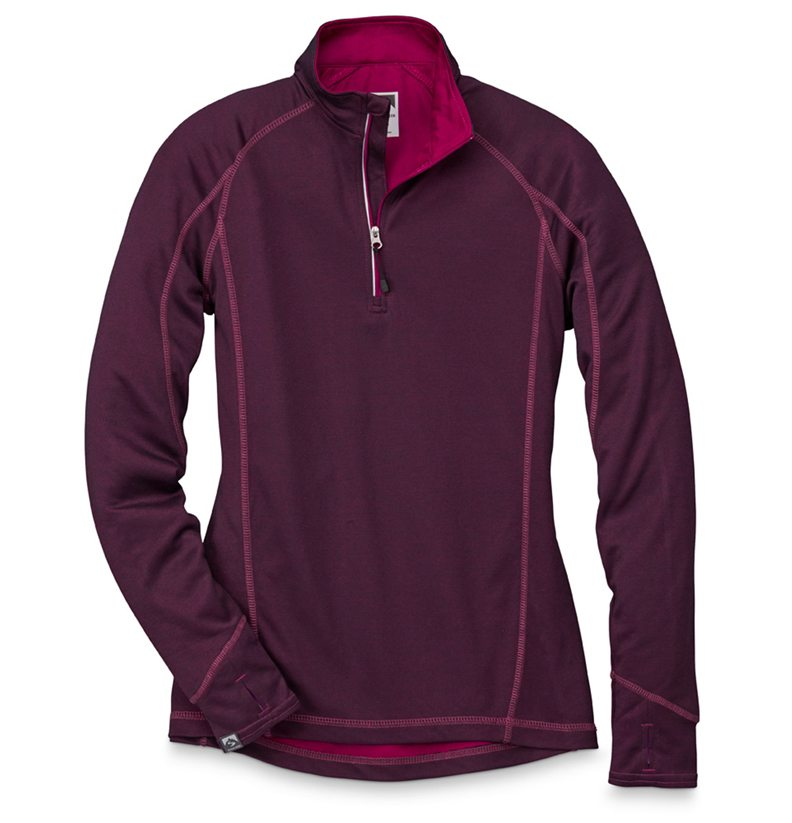 Storm Creek - Women's Bamboo Pullover-Storm Creek