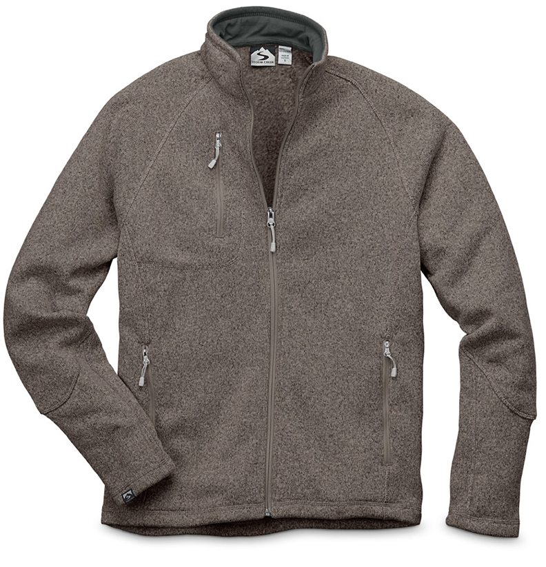 Storm Creek - Men's Sweaterfleece Jacket-Storm Creek