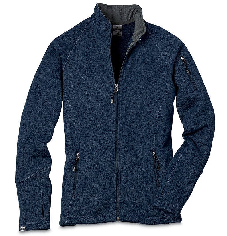 Storm Creek - Women's Sweaterfleece Jacket-