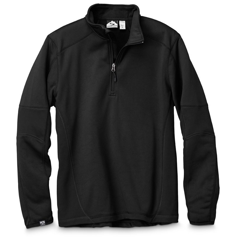 Storm Creek - Smart Layer Performance Pullover-Storm Creek