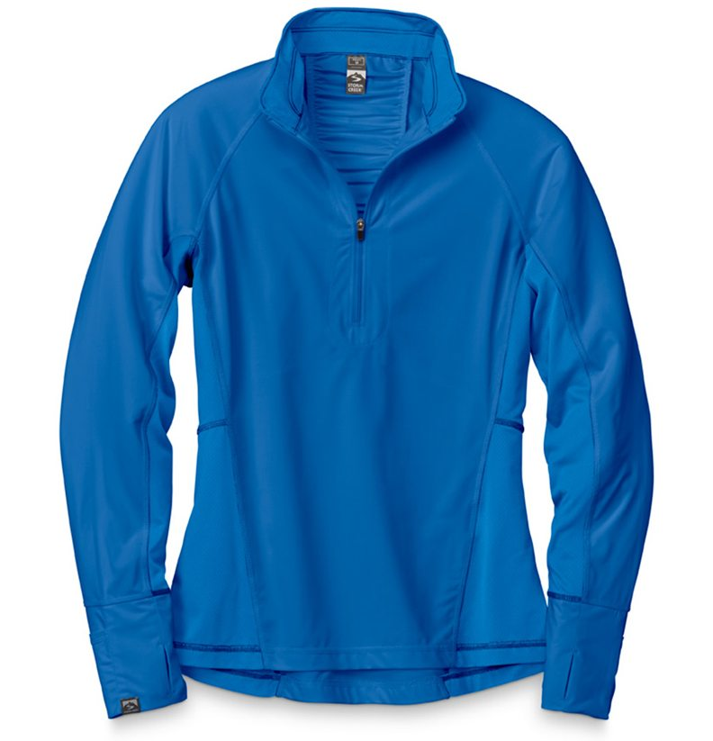 Storm Creek - Women's Performance Pullover-Storm Creek