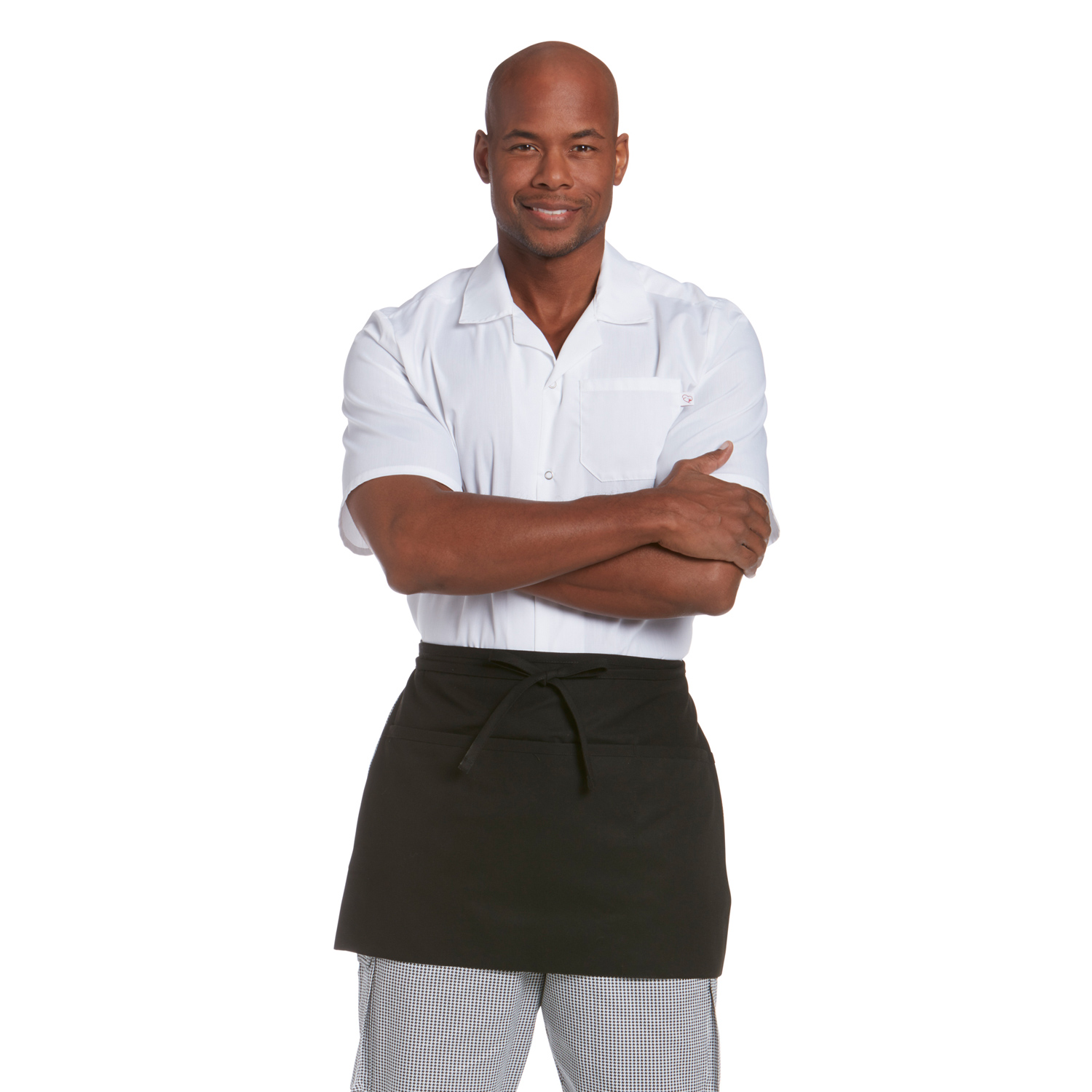 3-Pocket Waist Apron (minimum 6 per order)-Chefwear
