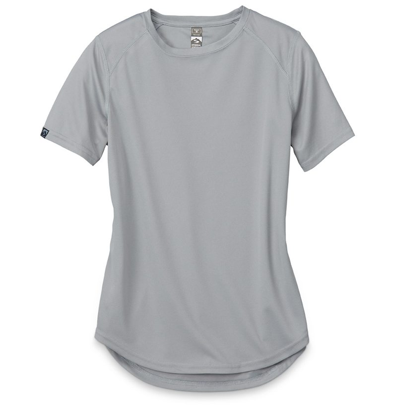 Storm Creek – Women's Short Sleeve Performance Tee-Storm Creek