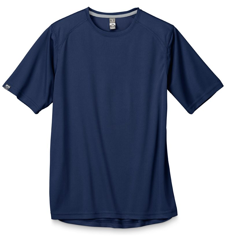 Storm Creek - Men's Short Sleeve Performance Tee-Storm Creek