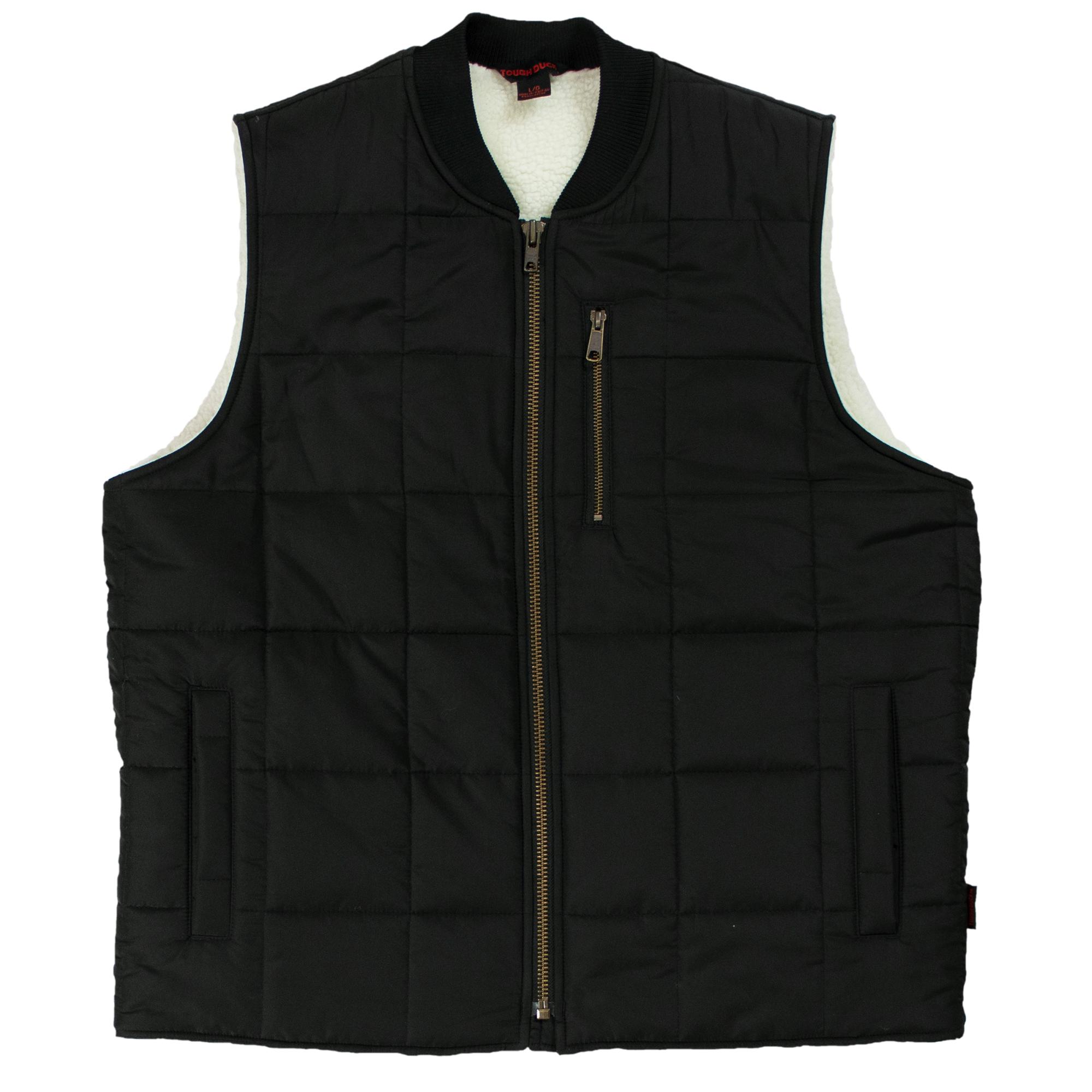 Richlu Tough Duck Box Quilted Vest-