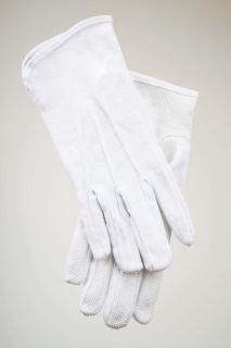 Pure Cotton Grip Palm Full Fashion Heavyweight White
