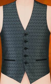 Fabian Couture Group International Hospitality Vests Wave, Fullback Vest-Fabian Couture Group International
