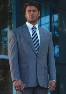 2011C Two Button Traditional Blazer-