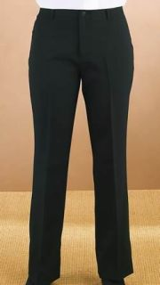 Polyester Pocketless Pant-