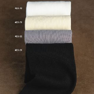 Cotton Blend Mid-Calf-