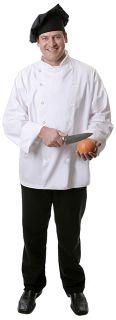 Executive Chef Coat-Fame Fabrics
