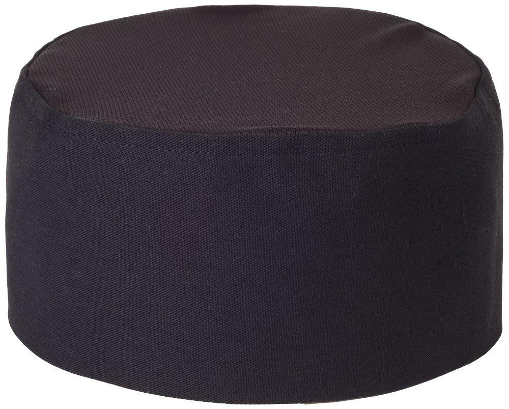 Beanie Chef Hat w/Mesh Top