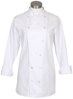 Ladies Chef Coat-Fame Fabrics