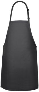 Long No Pocket Bib Apron-