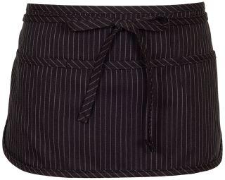 Three Pocket Waist Rounded Bottom Apron-Fame Fabrics