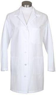 Female Lab Coat