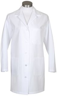 Female Lab Coat-Fame Fabrics