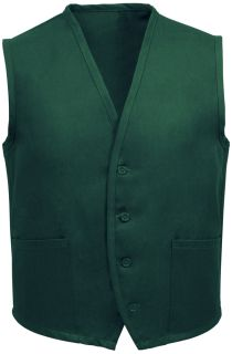 Two-Pocket Unisex Vest-