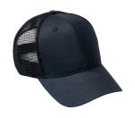 Midnite Gab Mesh 6-Panel Baseball Cap-