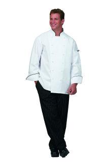 Uni White PTF Premium Master Chef Coat