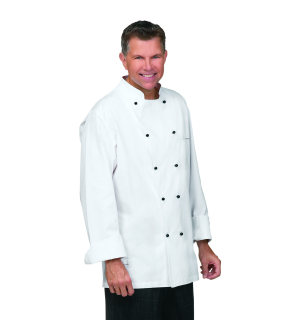 Unisex White (R) Master Chef Coat