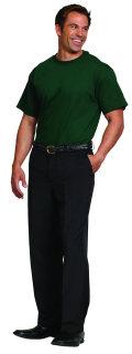Unisex Forest Green 100C SS T-Shirt