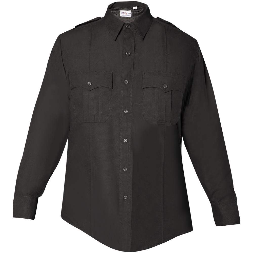 Cross FX Men's LS Class A Duty Shirt-Flying Cross
