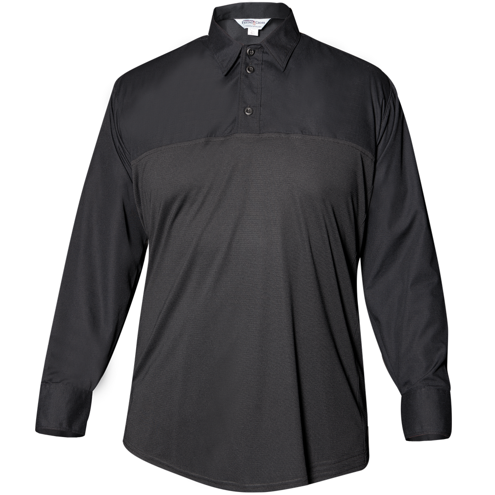 Cross FX Men's LS Hybrid Patrol Shirt-Flying Cross