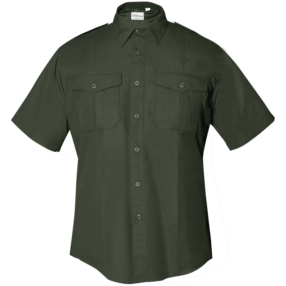 Cross FX Men's SS Class B Duty Shirt-Flying Cross