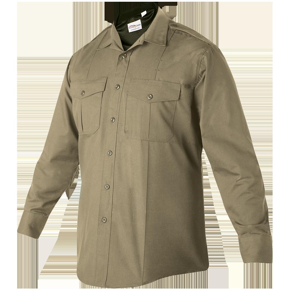 Cross FX Women's LS Class B Duty Shirt-