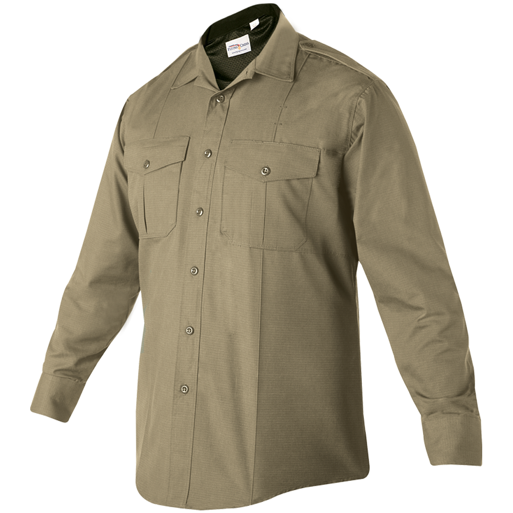 Cross FX Men's LS Class B Duty Shirt-