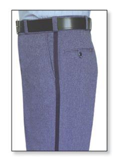 Postal Trouser 100% Poly Elastique-