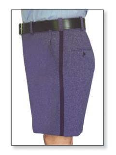 Letter Carrier Walk Shorts Postal Blue-Flying Cross