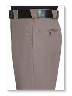 Mens Pink Tan T-3 Elastique 100% Visa®; System 3 Polyester Trouser-
