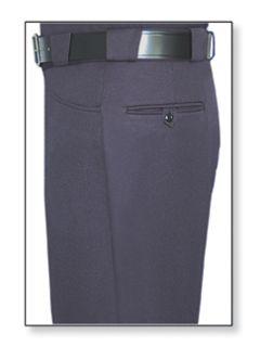 Mens LAPD Navy T-8 Elastique 100% Visa®; System 3 Polyester Trouser-Flying Cross