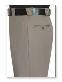 35236 100% Visa®; System 3™;Polyester Trousers-Flying Cross