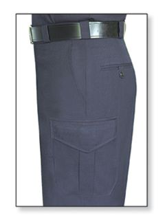 Womens LAPD Navy T-11 Deluxe Tactical Trouser, 70/28/2 Poly/Rayon/Lycra®;, Serge Weave-Flying Cross