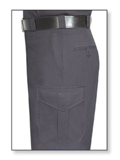 Womens Black T-11 Deluxe Tactical Trouser, 70/28/2 Poly/Rayon/Lycra®;, Serge Weave-Flying Cross