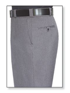 Mens Heather Grey T-1 Deluxe Tactical Trouser Serge Weave 70/28/2 Poly/Rayon/Lycra®;-