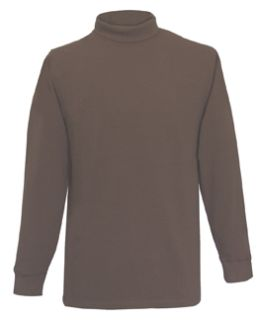 Full Turtlenecks Brown-