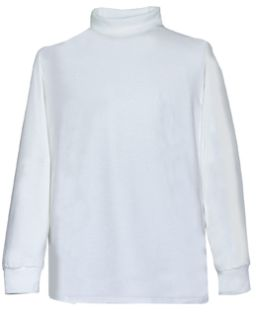 Mock Turtlenecks White-Flying Cross