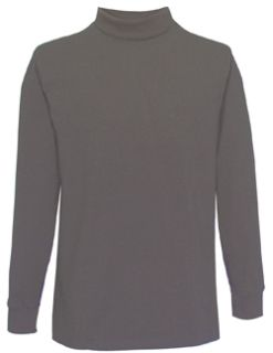 Mock Turtlenecks Black-