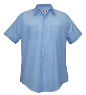 65/35 Poly/Cotton Transportation Shirts-Flying Cross