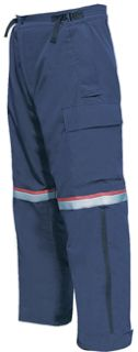 Usps Waterproof All-Weather Gear Rain Pant Navy Blue-Flying Cross