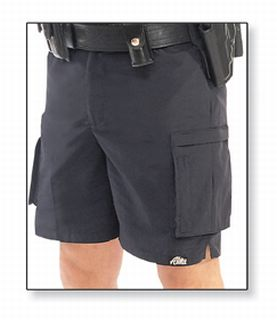 A250BK Alitta High Impact Shorts Black-