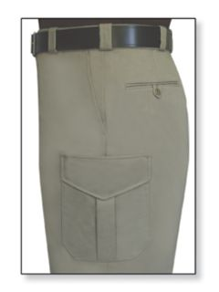 Womens Silver Tan T-11 Twill Trouser 65/35 Poly/Cotton-