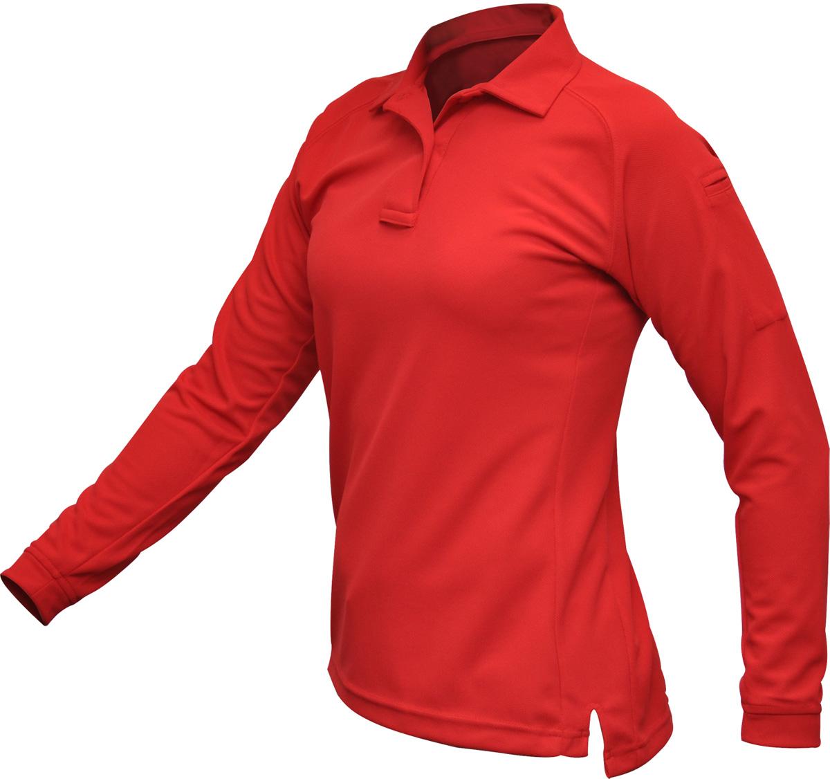 Vertx Womens Coldblack® Long Sleeve Polo-