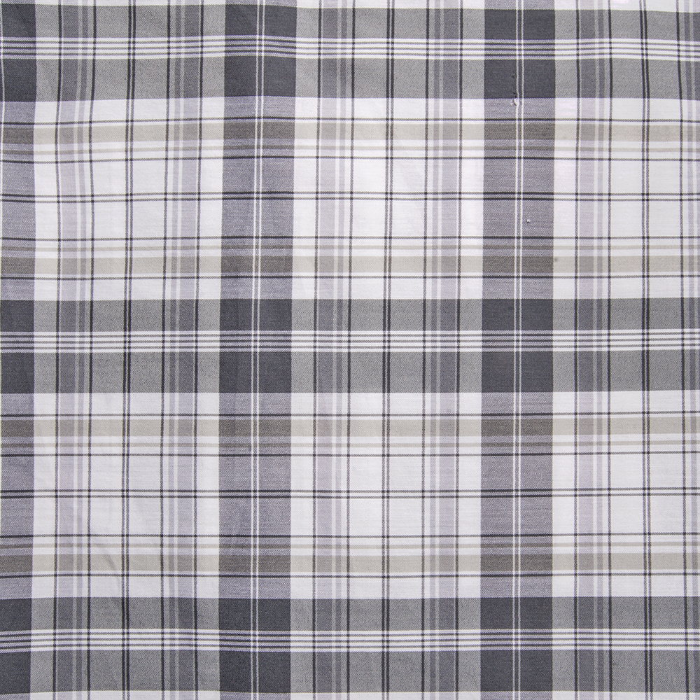 Steel Plaid