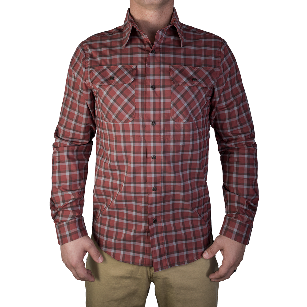 Men's Weapon Guard LS Guardian Shirt-Vertx
