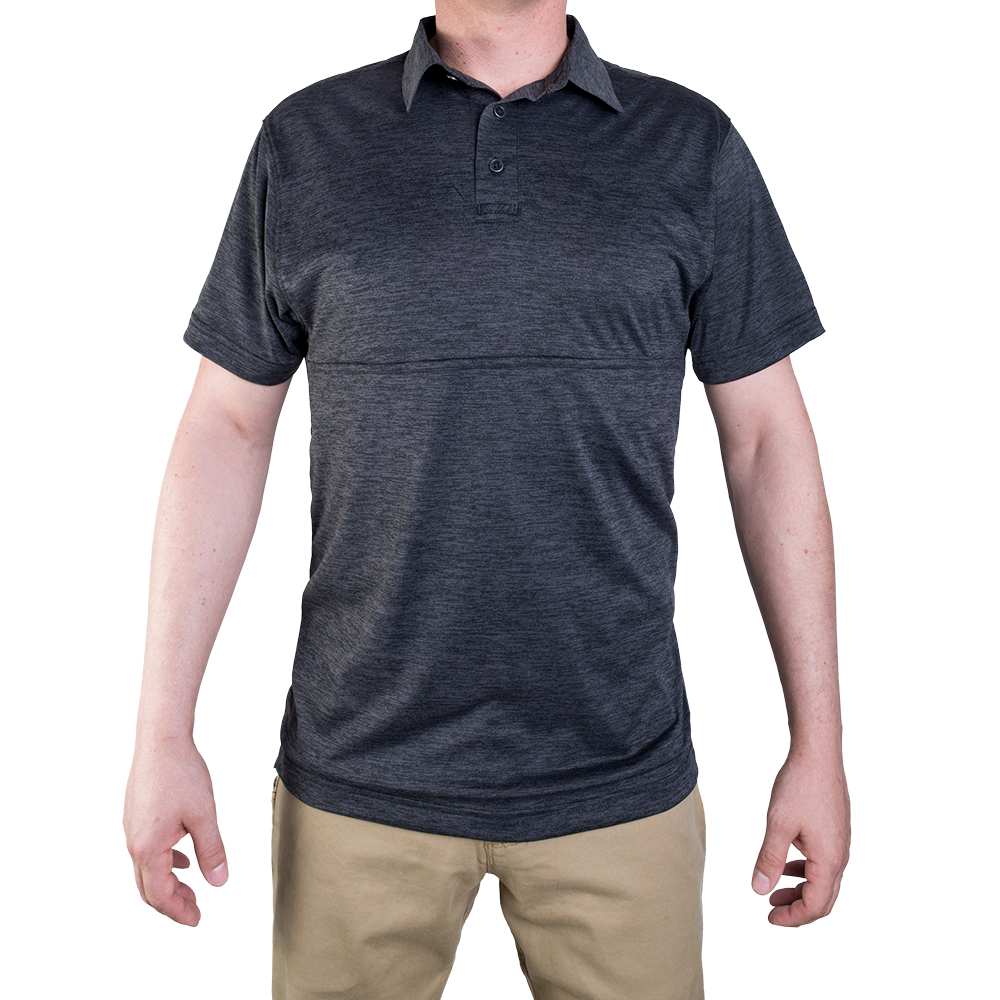 Men's Weapon Guard Assessor Polo